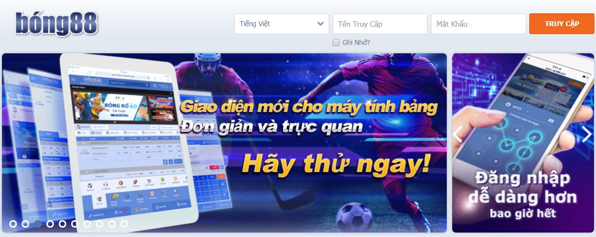 Cuoc the thao Bong88 hinh anh 1